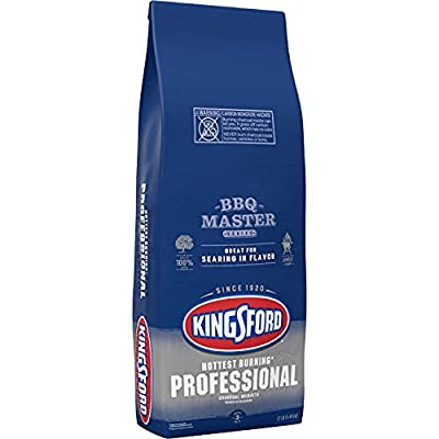 Kingsford 32100 Charcoal Professional Briquettes, 12 lb, Black