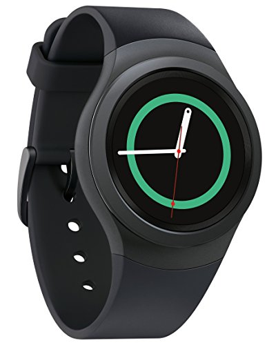 Samsung Gear S2 Smartwatch - Dark Gray