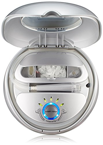 NuBrilliance Microdermabrasion Skin Care System, White