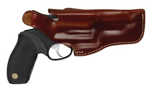 Triple K 440 Lightning Holster for Taurus Judge with 3-Inch Cylinder, Walnut Oil, Right