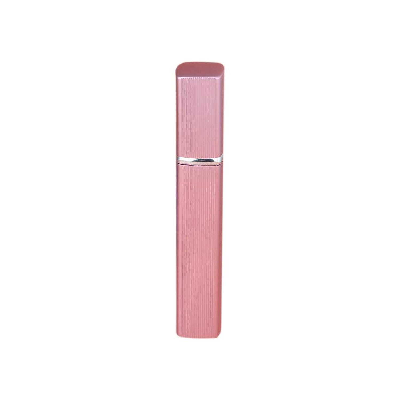 第特異な比喩pf-bottle2レディースファション香水10秒チャージ クイック アトマイザー 香水ボトル アトマイザー 軽くて小さい/カプセル ラヴァロ/香水/詰め替え/香水 大人気 全色6選択可 (ピンク)