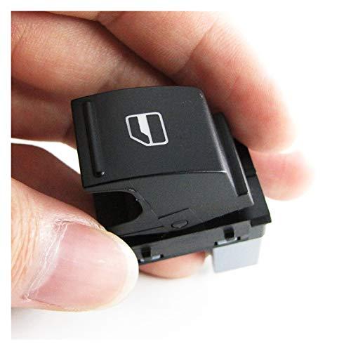 Keep it simple Power Window Levantador Interruptor Interruptor Ajuste para VW Golf Mk5 Mk6 Passat B5 Jetta B6 Amarok Sharan Tiguan Touran Touareg