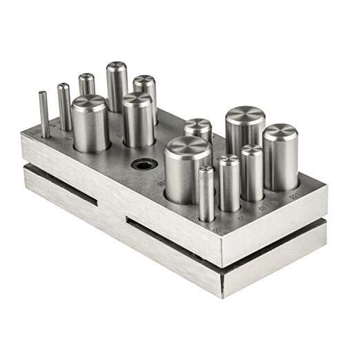 Stanzwerkzeug BULLONGÈ DC14 für Bleche etc - Werkzeug für Goldschmiede, Juweliere, Uhrmacher und viele mehr