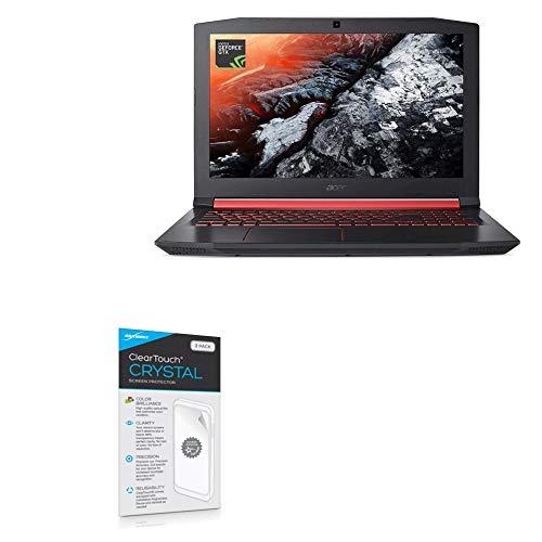 Película protetora de tela para Acer Nitro 5 (AN515), BoxWave [ClearTouch Crystal (pacote com 2)] HD – protege contra arranhões para Acer Nitro 5 (AN515)