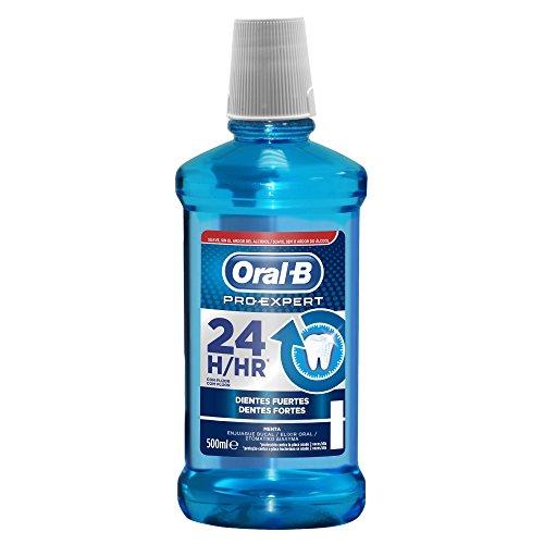 Oral-B Pro-Expert Dientes Fuertes Enjuague Bucal - 500ml