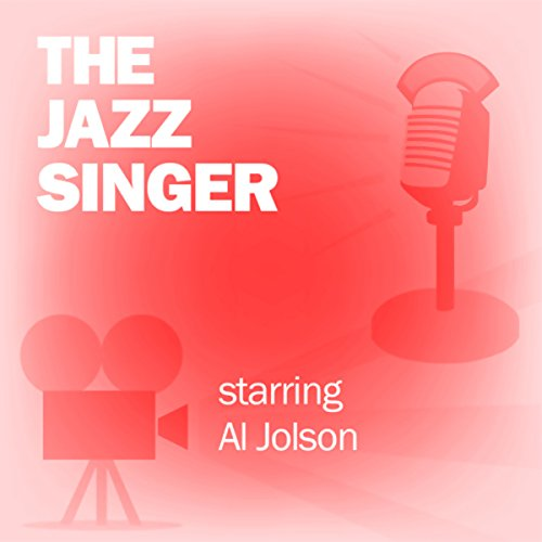 The Jazz Singer audiobook cover art