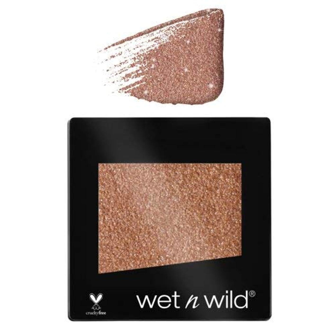いいね威信偽善WET N WILD Color Icon Glitter Single - Nudecomer (並行輸入品)
