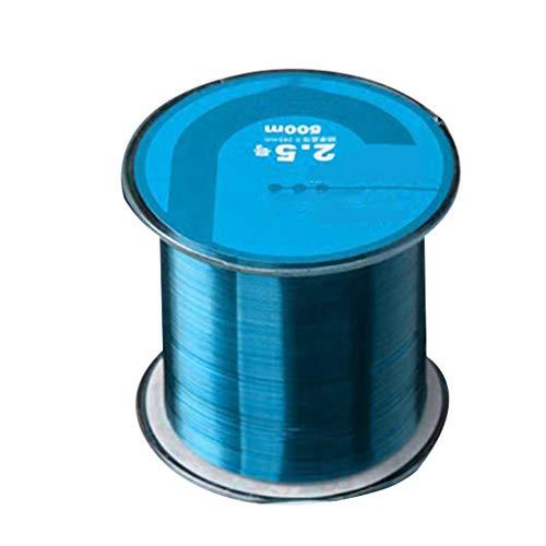Topke Hilo de nilón Fuerte Pesca línea de Nylon monofilamento 500M Línea de Japón Material del Hilo de Pescar Carpa Suministros de Pesca