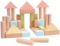 Plantoys-40 Cake Blocks (5507) Assorted Colour/Model