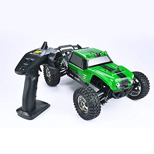 Ruirain DE HBX 12891 Thruster 1 12 2 4GHz 4WD Drift Desert Off Road High Speed Racing Car Climber RC Car Toy for Children*