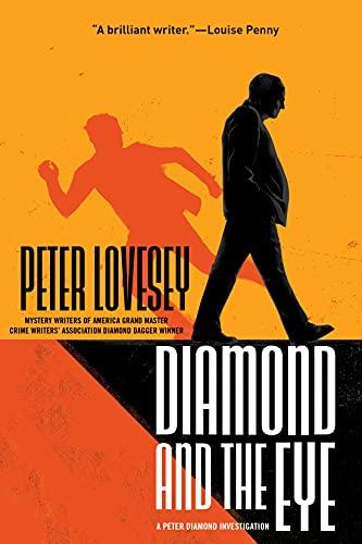 Diamond and the Eye (A Detective Peter Diamond Mystery Book 20)