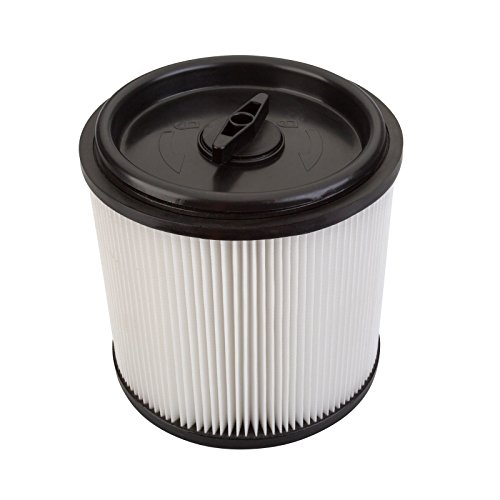 Qualtex Wet & Dry Cartridge Filter for Wickes & Lidl Parkside Commercial Vacuum Cleaners