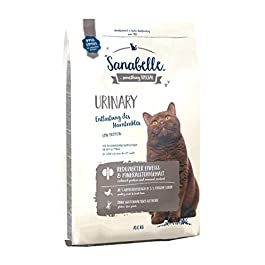 Sanabelle Urinary Dry cat food for adult cats of all breeds to relieve the urinary tract, 10.50 kg
