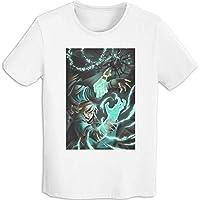 プリント 半袖シャツ メンズ T-Shirt Zelda-ゼルダの伝说 Tシャツ White Xxl