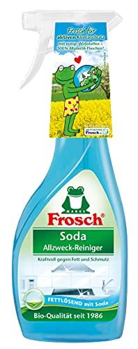 Vielzweck-Reiniger Soda, Produktverwendung Universalreinigung, Inhalt 500ml