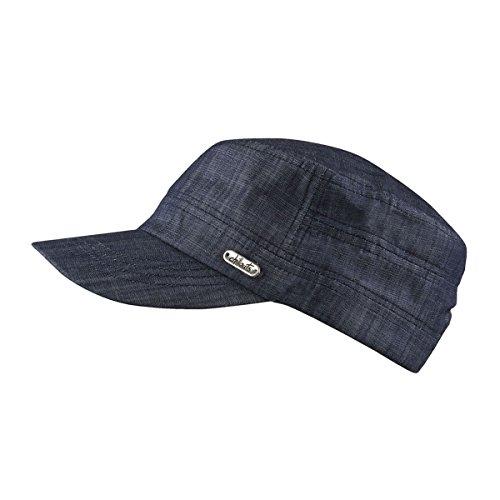 Chillouts Corfu Cap Jeans Blau ca. 55-59 cm Sommer Mütze 2016 Kappe