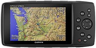 Garmin GPSMAP 276Cx handapparaat 5 inch (12,70 cm) 450g zwart, navigatieapparaat (NMEA 0183, intern geheugen, 800 x 480 pi...