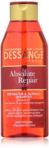 Dessange Haarpflege Absolute Reparatur und Aufbau Shampoo, 250 ml
