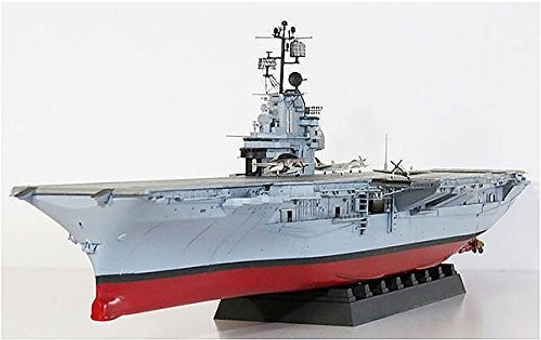 gran descuento USS Intrepid Intrepid Intrepid Model 1 350 Scale by MRC  venta con alto descuento