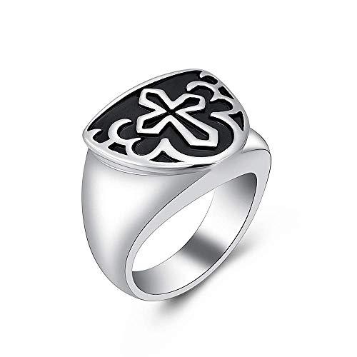 Crematie Ringen voor Ashes, Cross Hoor Memorial Urn Ring RVS Keltische Keepsake Sieraden