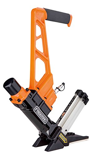 Freeman PDX50Q 3-in-1 Flooring Nailer and Stapler the first industrial with quick release