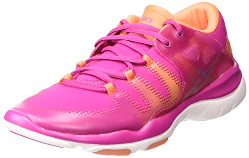 ASICS Damen Gel-Fit Vida Outdoor Fitnessschuhe, Pink (Berry/Silver/Melon 2193), 39 EU