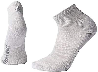 Smartwool Men's Mini Hiking Socks - Ultra Light Wool Performance Sock Gray M Unisex