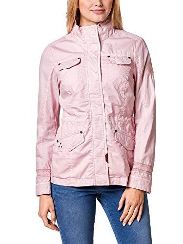 Walbusch Damen Baumwolljacke Miami einfarbig Rose 44
