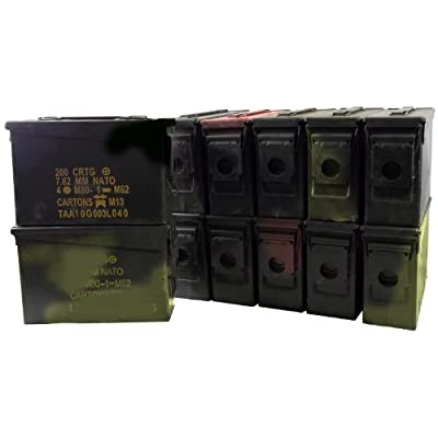 30cal Ammo Can Grade 2 (12 pack)