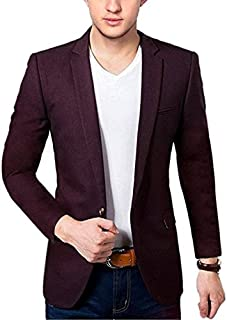 4fc918ec4 Amazon.in: Whites - Suits & Blazers / Men: Clothing & Accessories