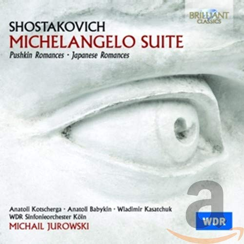 Anatoli & Anatoli Babyk Kotscherga - Shostakovich; Michelangelo Suite
