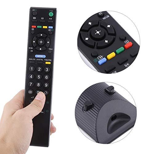 Kuuleyn Mando a Distancia, Moderno RM-ED009 Mando a Distancia de Repuesto para Sony LCD LED Smart TV Mando a Distancia de Alta Calidad...