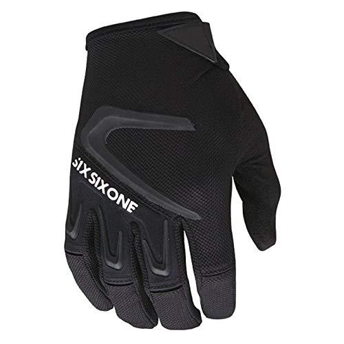 SixSixOne Rage Handschuhe Herren Black Handschuhgröße S | 8 2020 Fahrradhandschuhe