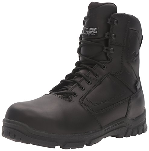Danner Men's Lookout Ems/csa Side-zip Nmt Military & Tactical Boot,Black,11 2E US