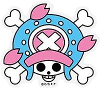 OPS-70 チョッパー海賊旗 ONE PIECE(ワンピース)×パンソンワークスコラボステッカー ミニステッカー ワンピース公式グッズ