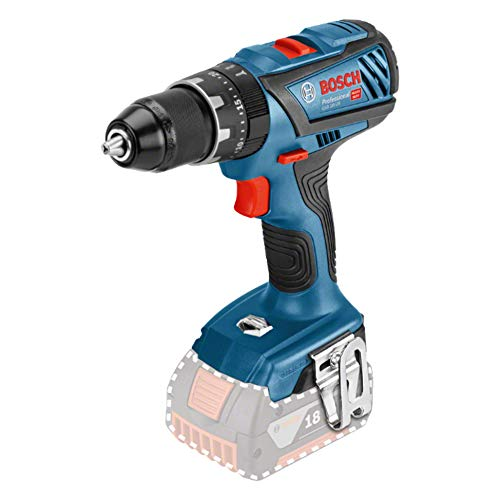 Bosch Professional GSB 18 V-28 Cordless Combi Drill Without the Battery - Cardboard Box