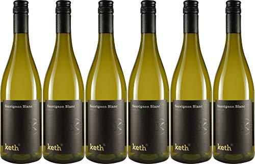 Keth Sauvignon Blanc 2019 Trocken Bio (6 x 0.75 l)