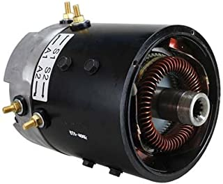 Club Car DS Series High Speed Motor for 48-Volt and 36-Volt