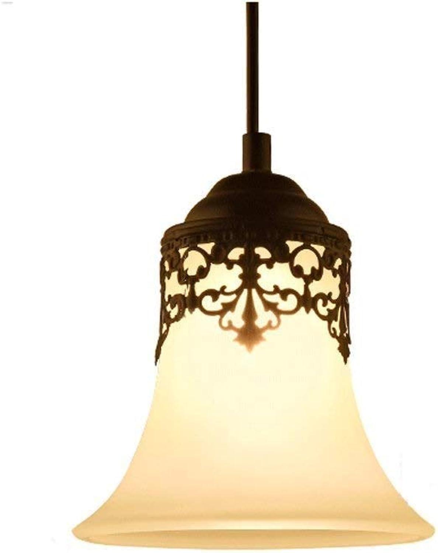 primera vez respuesta Kylinddt Araa de una Sola Cabeza, lámpara de Hierro Hierro Hierro Forjado Retro Americana, Bar café Dormitorio Loft Sala de Estar Iluminación para el hogar  deportes calientes