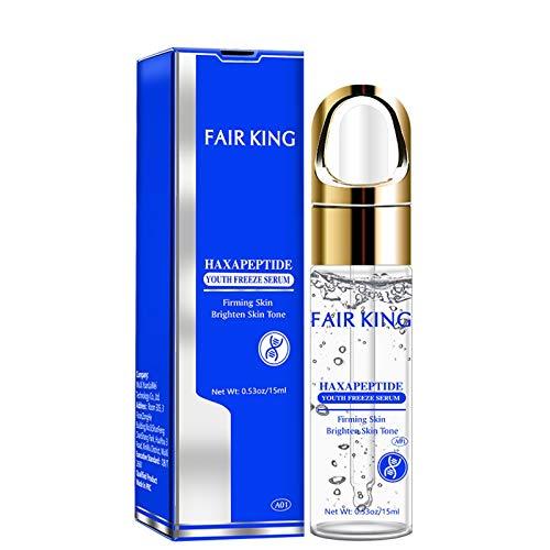 Collagen Facial Serum, Six Peptides, Whitening,Retinol, Remove Wrinkles 15ml