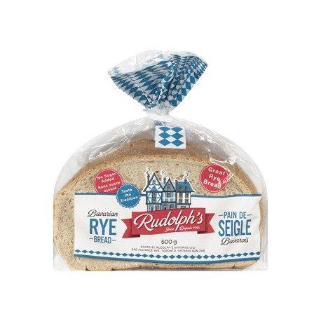 Rudolphs Bavarian Rye Bread