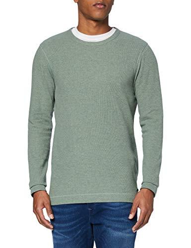 BOSS Herren Tempest Sweatshirts, Grün (Medium Green 311), Large