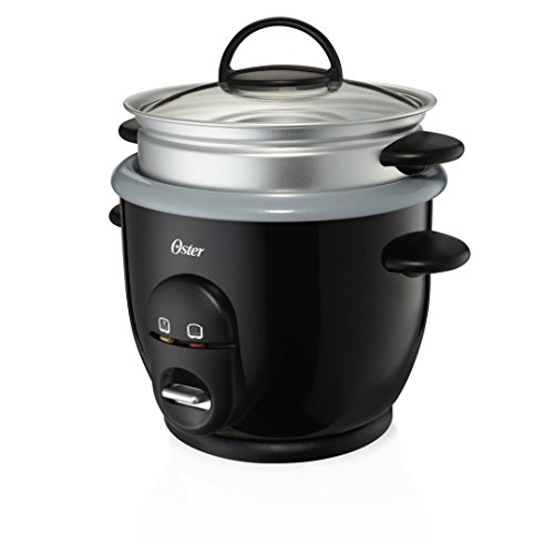 Oster Titanium Infused DuraCeramic 6-Cup Rice &...