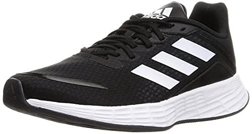 adidas Duramo SL, Zapatillas de Running Mujer, NEGBÁS/FTWBLA/Carbon, 40 EU
