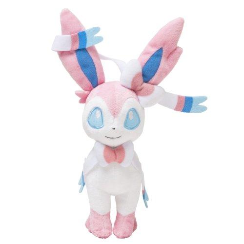 Pokemon Center Original Sylveon (Nymphia) 9 1/4 Inch Plush Doll
