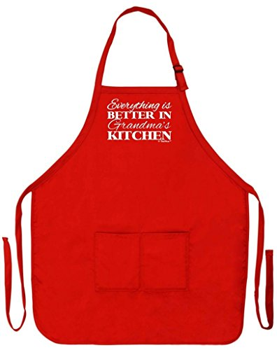 Everything is Better in Grandma's Kitchen Apron