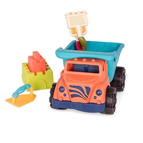 B. Toys BX1311Z 44198 - Sand Truck, Sandspielzeug