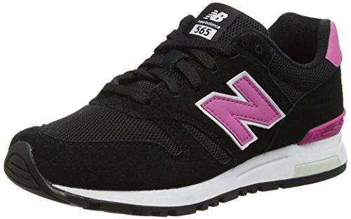 New Balance Damen 565 Laufschuhe, Mehrfarbig (Black 001Black 001), 36.5 EU