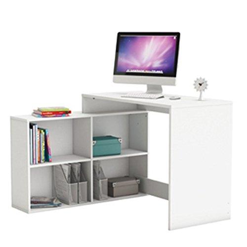 Eckschreibtisch Weiss PC Computertisch Kinderschreibtisch Jugendschreibtisch Bürotisch Jugendzimmer Kinderzimmer