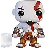 Funko Pop! Games: God of War Kratos Vinyl Figure (Bundled with Pop Box Protector Case)